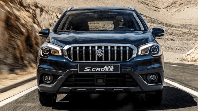 Feux LED S-cross