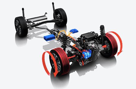 Le système Hybride SHVS 48V